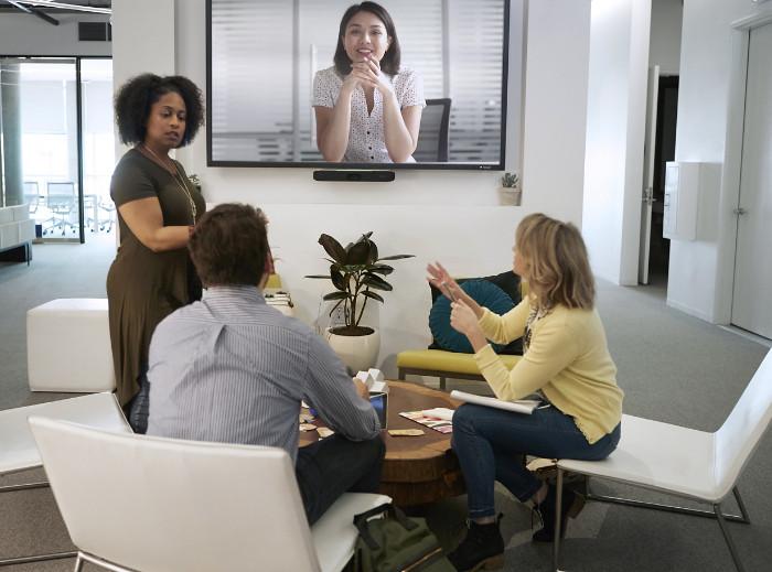 博诣studio x50视频会议一体机