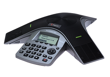 宝利通Polycom SoundStation DUO双模(模拟/VOIP) 会议电话